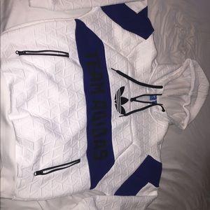 Team adidas hoodie